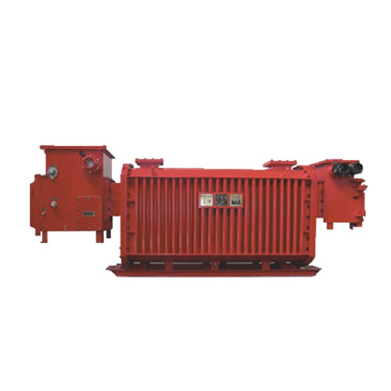 KBSGZY系lie矿用隔爆型移动变电zhan